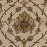 Artistic Weavers Middleton Alexandra Ivory/Olive Green Area Rug Swatch
