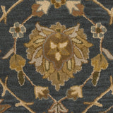 Artistic Weavers Middleton Alexandra Slate/Gold Area Rug Swatch