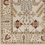 Artistic Weavers Middleton Kelly Ivory/Burgundy Area Rug Swatch