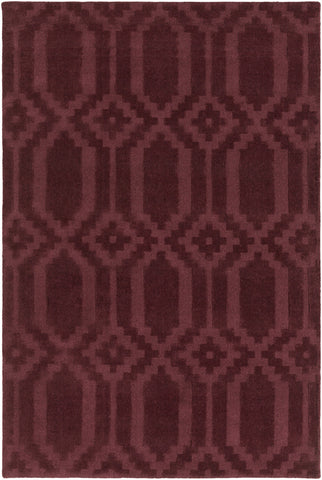 Artistic Weavers Metro Scout Burgundy Area Rug main image