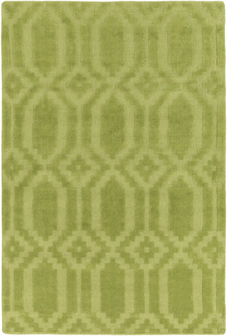 Artistic Weavers Metro Scout Lime Green Area Rug main image
