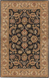 Artistic Weavers Middleton Virginia Onyx Black/Tan Area Rug main image