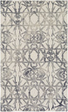 Artistic Weavers Organic Avery Gray/Ivory Area Rug main image