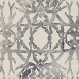 Artistic Weavers Organic Avery Gray/Ivory Area Rug Swatch