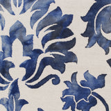 Artistic Weavers Organic Chloe Royal Blue/Ivory Area Rug Swatch