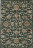 Artistic Weavers Origin Abigail Forest Green/Tan Area Rug main image