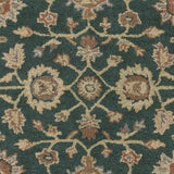 Artistic Weavers Origin Abigail Forest Green/Tan Area Rug Swatch