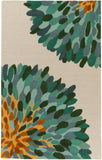 Artistic Weavers Pollack Susannah Teal/Kelly Green Area Rug main image