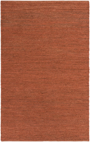 Artistic Weavers Purity Sydney Dark Orange Area Rug main image