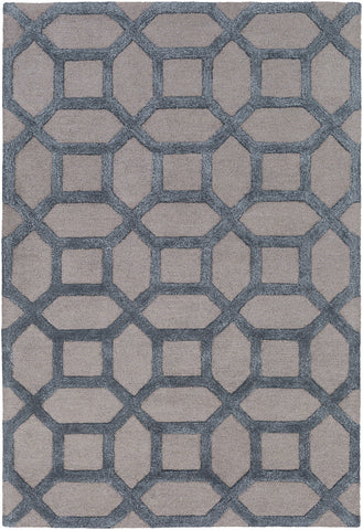 Artistic Weavers Arise Evie Charcoal/Taupe Area Rug main image