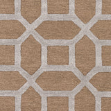 Artistic Weavers Arise Evie Tan/Light Gray Area Rug Swatch