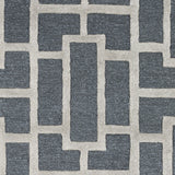 Artistic Weavers Arise Addison Charcoal/Light Gray Area Rug Swatch