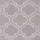 Artistic Weavers Signature Emily Light Gray/Ivory Area Rug Swatch