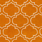 Artistic Weavers Signature Emily Tangerine/Ivory Area Rug Swatch