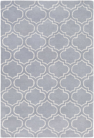 Artistic Weavers Signature Emily Light Gray/Ivory Area Rug main image