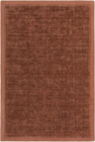 Artistic Weavers Silk Route Rainey Rust Area Rug main image