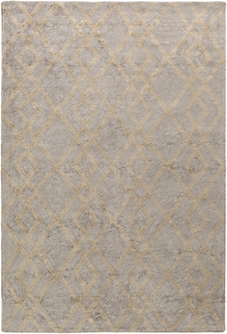 Artistic Weavers Silk Valley Lila Gray/Taupe Area Rug main image