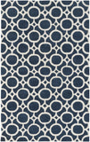 Artistic Weavers Transit Taylor Navy Blue/Ivory Area Rug main image