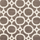 Artistic Weavers Transit Taylor Taupe/Ivory Area Rug Swatch