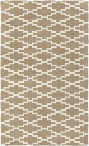 Artistic Weavers Transit Clark Taupe/Ivory Area Rug main image