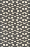 Artistic Weavers Transit Clark Charcoal/Ivory Area Rug main image