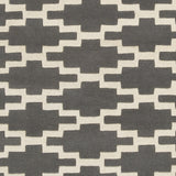 Artistic Weavers Transit Clark Charcoal/Ivory Area Rug Swatch