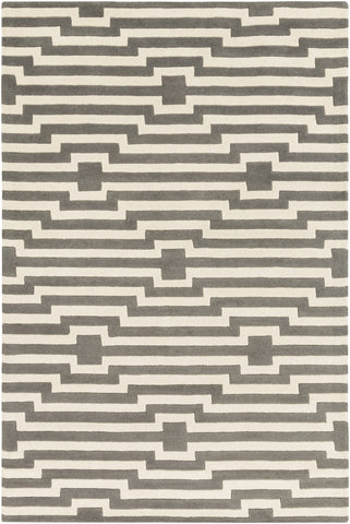 Artistic Weavers Transit Sawyer Gray/Ivory Area Rug main image