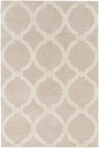 Artistic Weavers Urban Lainey Beige/Ivory Area Rug main image