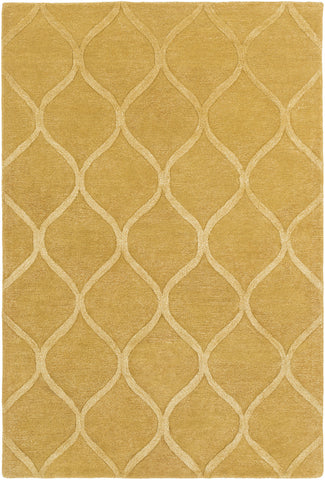 Artistic Weavers Urban Cassidy Gold Area Rug main image