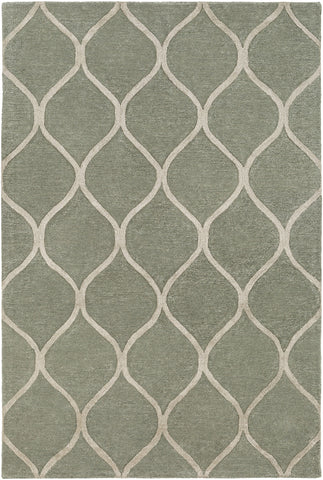 Artistic Weavers Urban Cassidy Sage Green/Beige Area Rug main image
