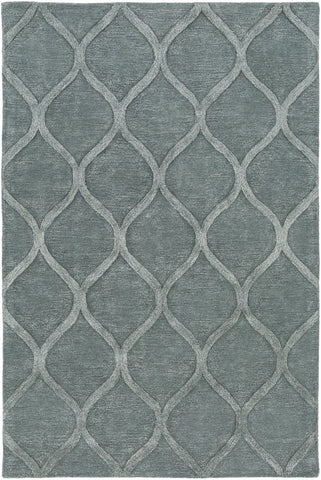 Artistic Weavers Urban Cassidy Teal Area Rug main image