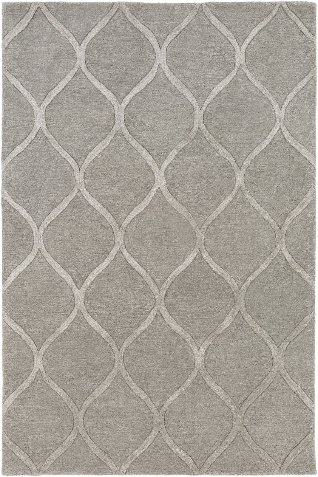 Artistic Weavers Urban Cassidy Light Gray Area Rug main image