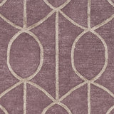 Artistic Weavers Urban Marie Mauve/Taupe Area Rug Swatch
