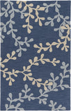 Artistic Weavers Venus Audrey Denim Blue/Light Gray Area Rug main image