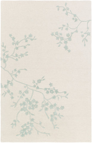 Artistic Weavers Alexander Smith Ivory/Light Blue Area Rug main image