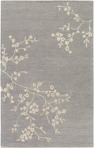 Artistic Weavers Alexander Smith Gray/Ivory Area Rug main image