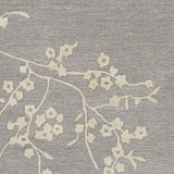 Artistic Weavers Alexander Smith Gray/Ivory Area Rug Swatch