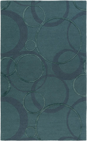 Artistic Weavers Alexander Ross Teal/Denim Blue Area Rug main image