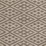 Surya Aztec AZT-3000 Grey Hand Woven Area Rug Sample Swatch
