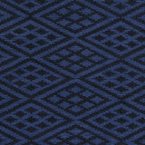 Surya Aztec AZT-3001 Navy Hand Woven Area Rug Sample Swatch