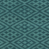 Surya Aztec AZT-3006 Teal Hand Woven Area Rug Sample Swatch