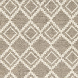 Surya Aztec AZT-3012 Light Gray Hand Woven Area Rug Sample Swatch