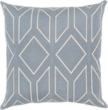 Surya Skyline BA029 Pillow 18 X 18 X 4 Down filled