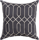 Surya Skyline BA035 Pillow 18 X 18 X 4 Down filled