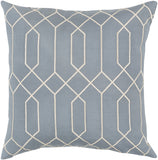 Surya Skyline BA039 Pillow 18 X 18 X 4 Down filled