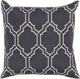 Surya Skyline BA045 Pillow 18 X 18 X 4 Down filled