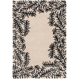 Surya Bali BAL-1934 Light Gray Area Rug by Peter Som 2' x 3'