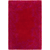 Surya Bali BAL-1944 Cherry Area Rug by Peter Som 2' x 3'