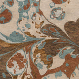 Surya Banshee BAN-3312 Beige Hand Tufted Area Rug Sample Swatch