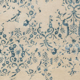Surya Banshee BAN-3326 Teal Hand Tufted Area Rug Sample Swatch